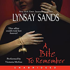A Bite to Remember Audiobook