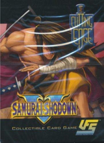 - UFS Samurai Showdown: Cutting Edge Yoshitora Tokugawa Starter Deck Universal Fighting System