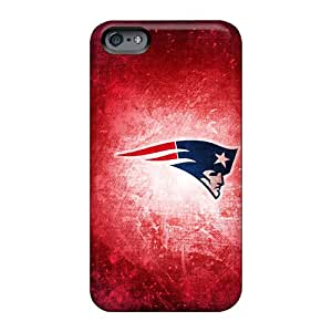 Icase88 Apple Iphone 6s Protective Hard Phone Cases Customized Trendy New England Patriots Image [TDy3366gVyo]