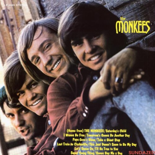 The Monkees by Monkees, The