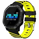 Pard Swimming Fitness Tracker, Health Watch for Heart Rate Blood Pressure Monitor, Bluetooth