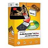 Honestech 8110123 Audio Recorder 3.0 Plus- USB - Easily convert cassettes to MP3