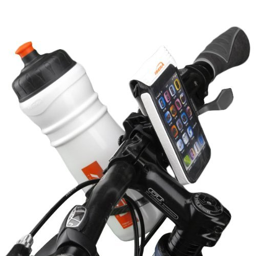 Ibera Bicycle Handlebar Waterproof iPhone 5, iPhone 5s, iPho