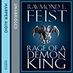Rage of a Demon King: The Serpentwar Saga, Book 3 | Raymond E. Feist