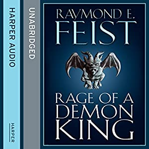 Rage of a Demon King Audiobook