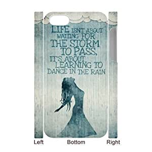 Customized I Can Do All Things Through Christ Who Strengthens Me iPhone 4 3D Case, I Can Do All Things Through Christ Who Strengthens Me DIY 3D Case for iPhone 4, iPhone 4s at Lzzcase