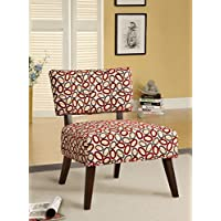 HomeRoots Furniture 285692-OT Chairs, Multicolor