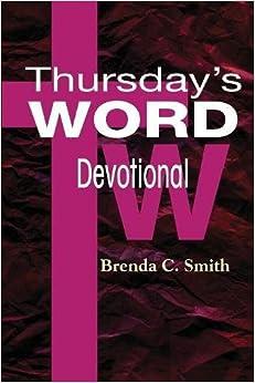 Book Thursday's Word - Devotional