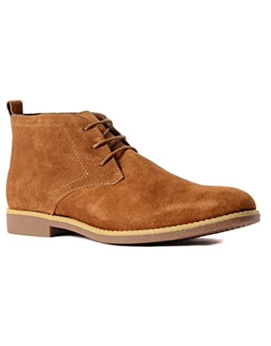 sélection premium 36280 b3f0b Elong Desert Boots en Daim pour Homme: Amazon.fr: Chaussures ...