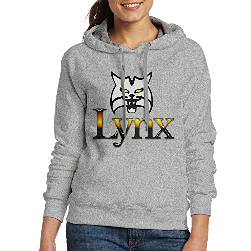 LOYRA Women's Lynxwolf Hoodie Size M - Orlando International Airport Shops