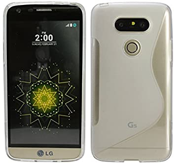 LG G5 se (H840)//Silicona Carcasa Funda Case Goma Funda ...