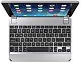 Brydge 9.7 Bluetooth Keyboard for NEW Apple iPad 9.7, Pro 9.7, Air 1 & 2 (Space Gray)
