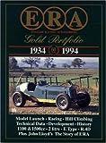 E. R. A. 1934-1994 Gold Portfolio, R. M. Clarke, 1855202670