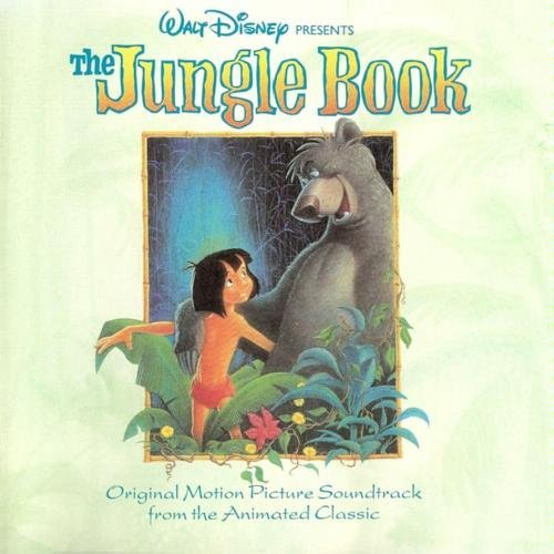 The Jungle Book: Original Motion Picture Soundtrack from the Animated Classic by Walt Disney Records