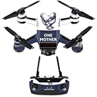 Skin for DJI Spark Mini Drone Combo - One Mother Clucker| MightySkins Protective, Durable, and Unique Vinyl Decal wrap cover | Easy To Apply, Remove, and Change Styles | Made in the USA