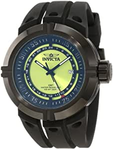 Invicta Men's 10070 Specialty I-Force Lime Green Dial Watch
