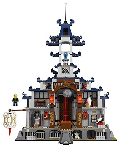 82a1d5786333e LEGO Ninjago Movie Temple Ultimate Ultimate Weapon 70617 Building Kit ...