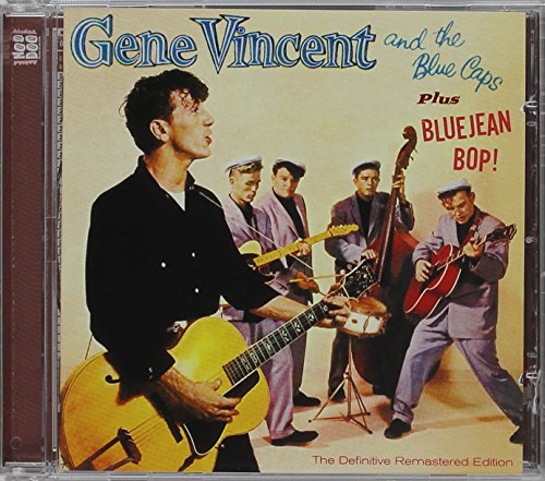 Price comparison product image Gene Vincent & The Blue Caps + Blue Jean Bop!