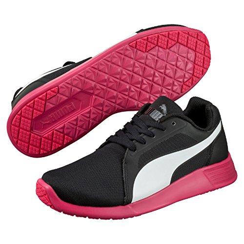 white 08 black Evo Compétition Mixte Red Noir De Puma Running Chaussures Adulte St rose gvcwzq6fO