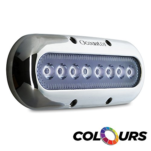 OceanLED XP8 Xtreme Pro Series Underwater Light - Unlimited Colors by Ocean LED