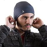 Helmet Liner Skull Cap Beanie. Ultimate Thermal Retention...