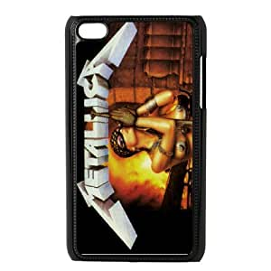 Metallica For Ipod Touch 4th Csae protection phone Case ST075495
