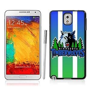 NBA Minnesota Timberwolves NBA Samsung Galaxy Note 3 N9000 Case Newest For NBA Fans By zeroCase