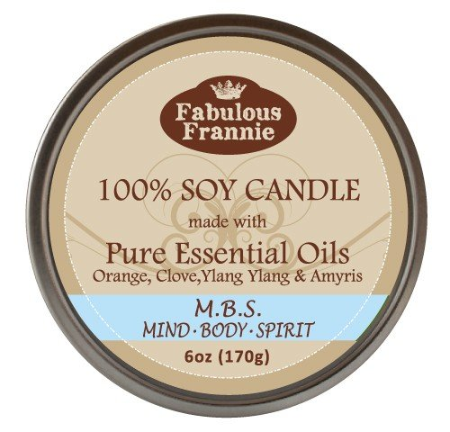 100% Pure Soy Candle - 2