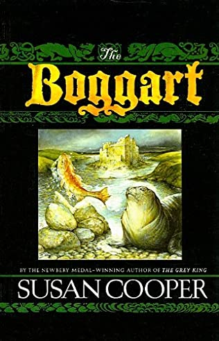 book cover of The Boggart