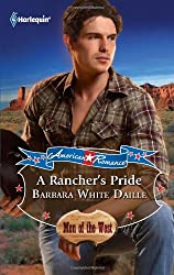 A Rancher's Pride (American Romance's Men of the West)