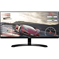 34' LG 34UM61-P LED IPS LCD Wide Monitor Dual HDMI 2560x1080 21:9 UltraWide w/Screen Split 2.0 & Dual Controller (Certified Refurbished)