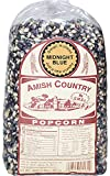 amish popcorn non gmo - Amish Country Popcorn - Midnight Blue 2 Lb Bag- Old Fashioned, Non GMO, and Gluten Free with Recipe Guide and 1 Year Freshness Guarantee