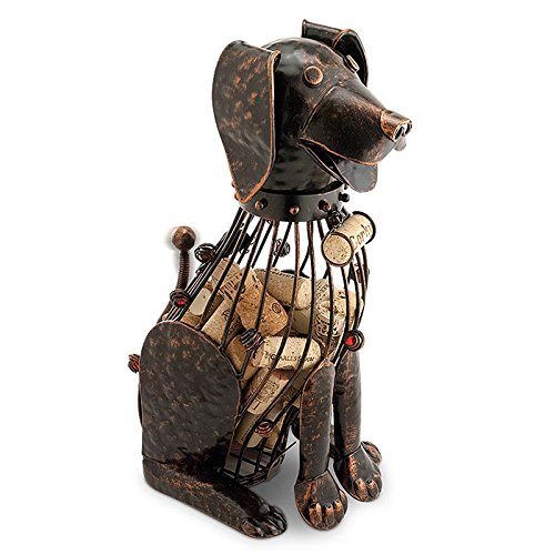 Epic Products Cork Cage Corky The Dog, 13-Inch