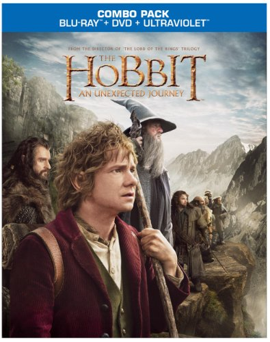 The Hobbit: An Unexpected Journey – Blu-ray – LOTR