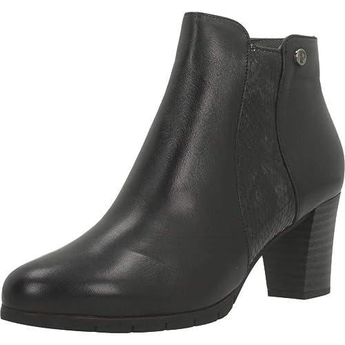 Botas para Mujer, Color Negro, Marca PITILLOS, Modelo Botas para Mujer PITILLOS 5768 Negro