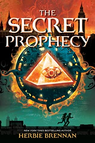 book cover of The Secret Prophecy