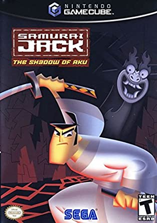 Bright Box Case Video Games & Consoles instructions Only For Playstation 2 Ps2 Samurai Jack The Shadow Of Aku