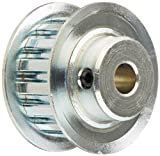Gates PB16XL037 PowerGrip Steel Timing Pulley, 1/5