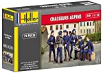 Heller 81223Model Kit Chasseurs Alpins by Heller from Heller