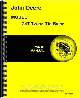john deere 24t baler parts manual john deere 6301147720795 amazon cardboard baler diagram turn on 1 click ordering for this browser
