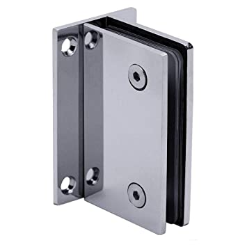 1 Piece Ou 2 Pieces Fixe Acier Inoxydable 90 Porte Verre En Angle L
