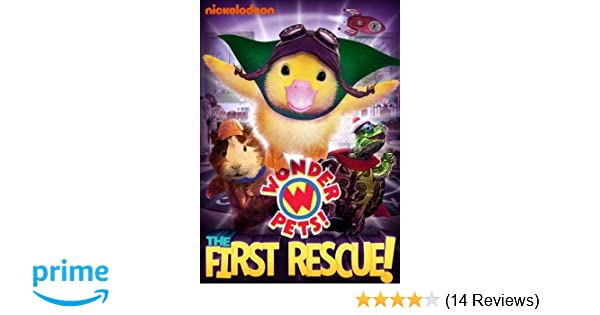 Amazon com: Wonder Pets: The First Rescue!: Nickelodeon