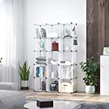 C&AHOME Cube Storage Organizer, 16-Cube Shelves