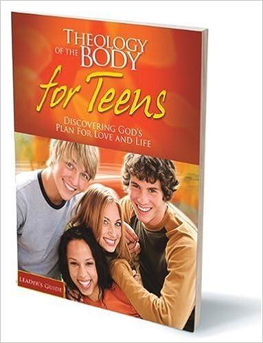 Body guide leaders teen theology