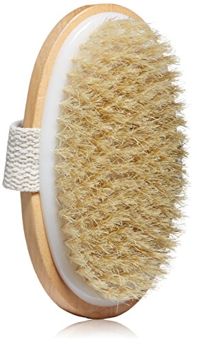 Price comparison product image Fantasea Natural Bristle Body Brush
