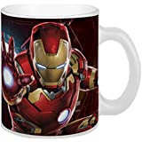 Semic Distribution - Smug071 - Ameublement Et Décoration - Mug Avengers 2 : Age Of Ultron - Iron Man