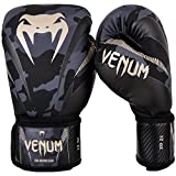Best Boxing Gloves 16ozs - Venum Impact Boxing Gloves - Dark Camo/Sand Review