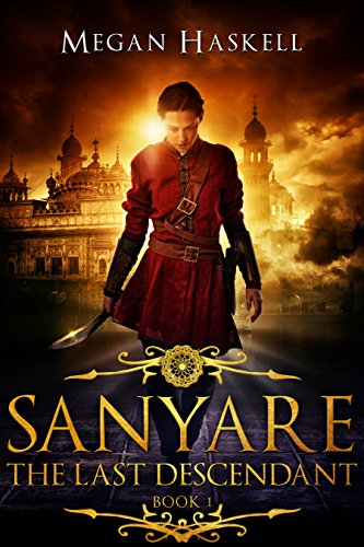 Bargain eBook - Sanyare  The Last Descendant