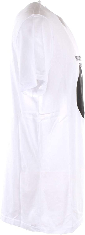 Daniele Alessandrini T-Shirt Uomo Bianco M6930e6433902 Primavera Estate 2019