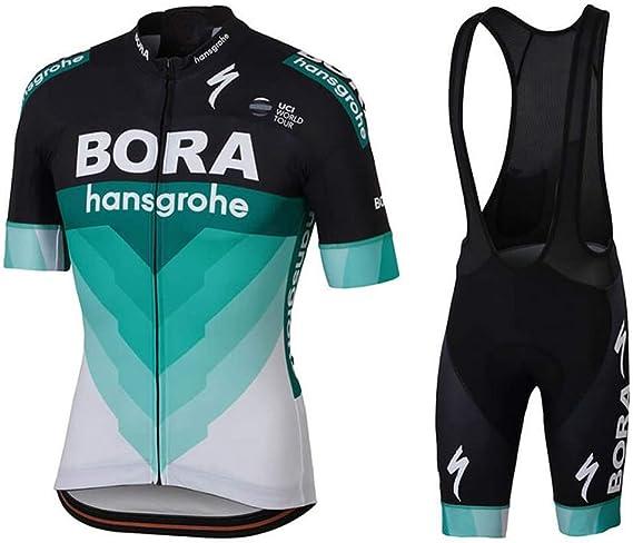 Wulibike Conjunto Ciclismo Verano Traje Btt Hombre Maillot ...